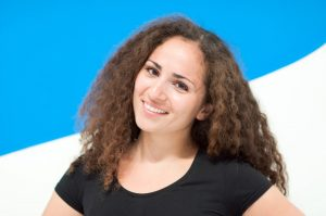 Sepideh Parsa von der DW Media Services GmbH