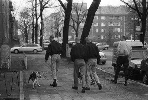 Bild: Neil Hester, Skinheads in Berlin 1997 / flickr.com (CC-BY-NC)