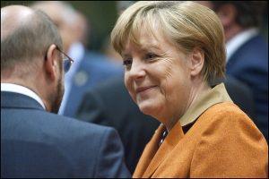 Angela Merkel EU Gipfel