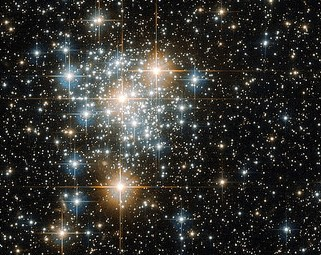 Bild: NASA Goddard Space Flight Centre, Hubble Takes Flight with the Toucan and the Cluster / flickr.com (CC BY 2.0)