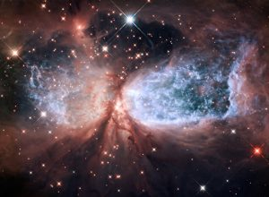 bipolar star-forming region Sharpless 2-106