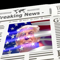 "<span style=""color: #55d6d2;"">Trump & Fox – Fox & Trump</span>"